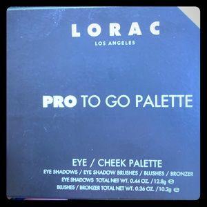 Lorax Pro palette...eyes & cheeks 9 color options